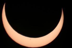 The Annular Eclipse - 2012 by starsweeps
