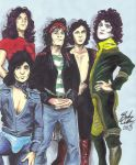 Sensational Alex Harvey Band by cozywelton