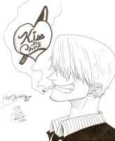 Happy Birthday, Sanji by KaizokuShojo