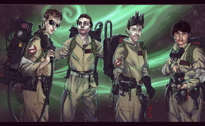 Ghostbusters DA NA NA NA-NA NA by quotidia
