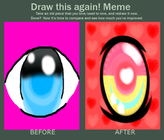 Draw it again! by InvisibleBanana