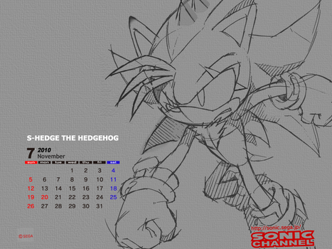 S-Hedge Calendar - old version by Drakness-The-Fox