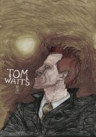 tom waits by huseyinozkan