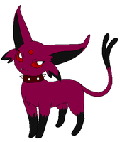 Espeon Request by sam-speed