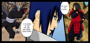 Naruto Chapter 592 by FMBEQ