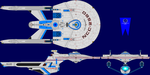 USS Athabaska Multi-View by captshade