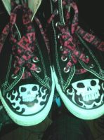 chucks of death by rejectsocietyfx