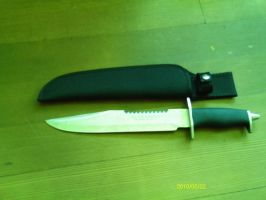 My New Knife by Insanity-C