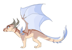 Dragon Design 1/2 -AT- by MBPanther