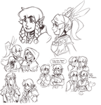 i luv linkle by CaptainHarrie
