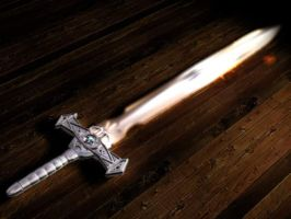 Sword by 3DSERKAN