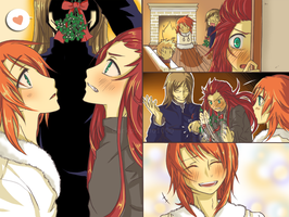 Merry Christmas Asch by Darkpsycho1000