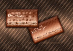 Wizytowka Business Card by Krisu00r34