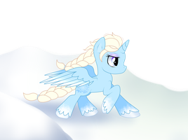 .The Cold Never Bothered Me Anyway. by PalePastels