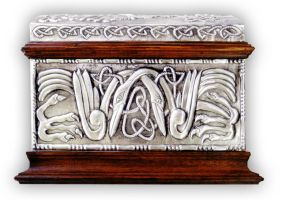 CELTIC  CHEST 2 -  FRONT. by arteymetal