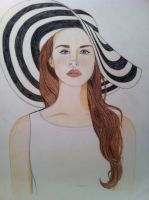 Lana Del Rey. by wolfsong97