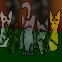 Starclan by Tangle-Kitty