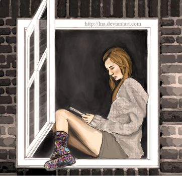 my bedtime stories by LnA
