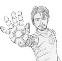 I am Iron Man by DitaDiPolvere