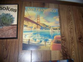 My San Francisco Sign by jhwink