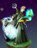 Seer Lonestar by Budouka