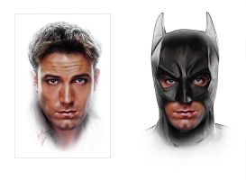 Ben-Batman (I don't know about this) by kenernest63a