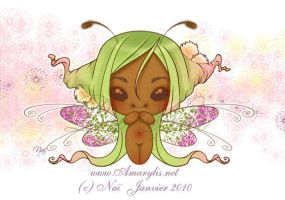 Summer Fairy by Nailyce