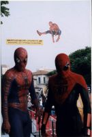 SpiderMan 2 Movie premiere by MalottPro
