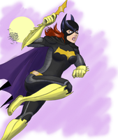 Don't Underestimate Batgirl by sheggy