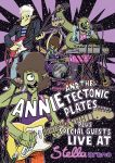 Annie and the Tectonic Plates by black-rider