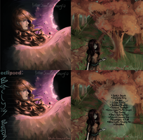 Fake CD cover for art class by ForeverSoaring