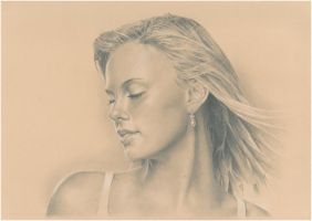 Charlize Theron by scratch12