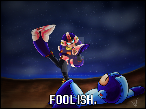 FOOLISH by The-Letter-W