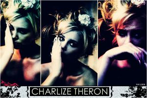 charlize theron by WKLIZE