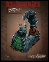 BBBB Parasitic Sluggnor by joverine