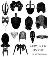 Misc.Masks by WitsResources