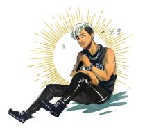 TAEYANG RISE by shark-bomb