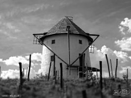 Windmill by PaSt1978