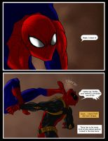 Spideypool Pg 6 by Baka-Lee