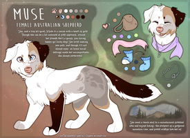 COM: Muse the aussie by c-Chimera