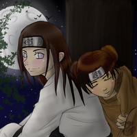 .:AT:. Under the Moonlight by Numbuh-9