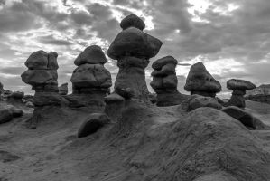 Goblin Valley State Park by dpierce1313