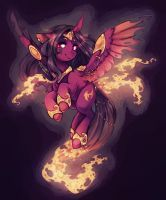 MLP: Pony Auction Justice Blaze [CLOSED] by Zilleniose