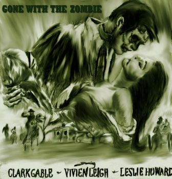 Gone With The Zombie by Orion12212012