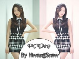 PSD Coloring #8 by HwangSnow