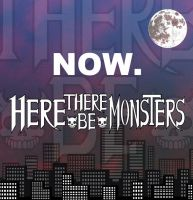 Here There Be Monsters Live Now! by neilak20