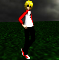 MMD Dave Strider Download by MelissaChao