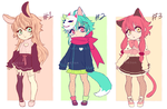 Kemonomimi point adopts (CLOSED) by sonreiv