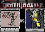 Death Battle Jabberwock vs Clockwerk by Gatlinggundemon9