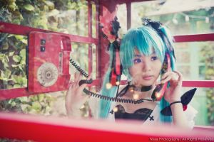 [Vocaloid] Hatsune Miku - World Is Mine by NyaaPhoto